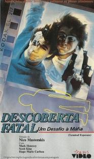 Descoberta Fatal - Um Desafio À Máfia - Poster / Capa / Cartaz - Oficial 1
