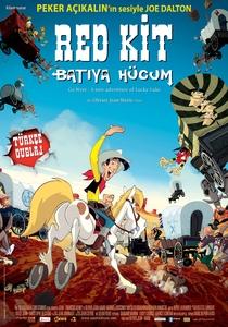 A Nova Aventura De Lucky Luke - Poster / Capa / Cartaz - Oficial 3