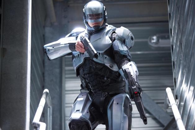 """""""Robocop"""": sete novas imagens oficiais"""