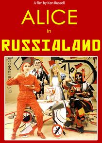 Alice no País dos Russos - Poster / Capa / Cartaz - Oficial 1
