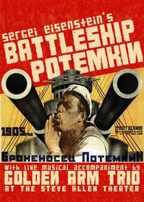 O Encouraçado Potemkin - Poster / Capa / Cartaz - Oficial 7