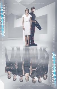 A Série Divergente: Convergente - Poster / Capa / Cartaz - Oficial 13