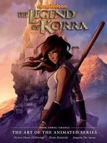 A Lenda de Korra (3ª Temporada) - Poster / Capa / Cartaz - Oficial 1