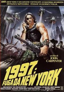 Fuga de Nova York - Poster / Capa / Cartaz - Oficial 2