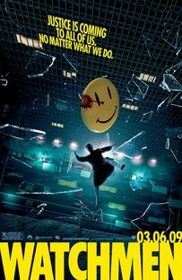 Watchmen: O Filme - Poster / Capa / Cartaz - Oficial 3