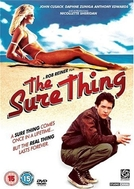 A Coisa Certa (The Sure Thing)
