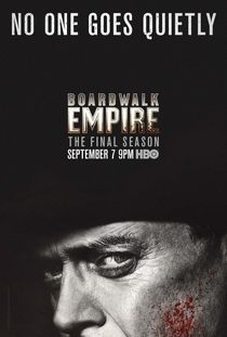Boardwalk Empire - O Império do Contrabando (5ª Temporada) - Poster / Capa / Cartaz - Oficial 1