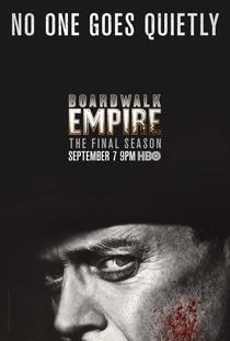 Boardwalk Empire - O Império do Contrabando (5ª Temporada) - Poster / Capa / Cartaz - Oficial 1