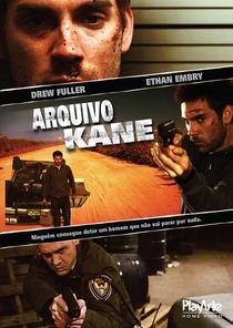 Arquivo Kane  - Poster / Capa / Cartaz - Oficial 1