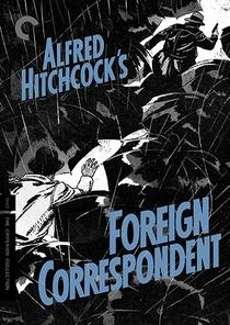 Correspondente Estrangeiro - Poster / Capa / Cartaz - Oficial 2