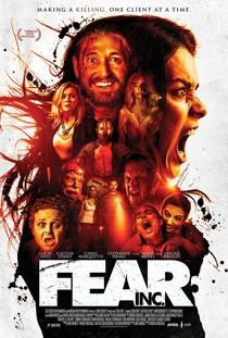Fear, Inc. - Poster / Capa / Cartaz - Oficial 1