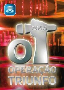 Operação Triunfo (4ª Temporada) - Poster / Capa / Cartaz - Oficial 1