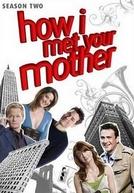 Como Eu Conheci Sua Mãe (2ª Temporada) (How I Met Your Mother (Season 2))