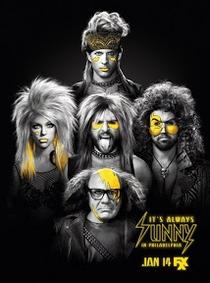 It's Always Sunny in Philadelphia (10ª Temporada) - Poster / Capa / Cartaz - Oficial 1