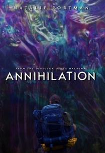 Aniquilação - Poster / Capa / Cartaz - Oficial 4