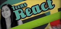Teens React - Poster / Capa / Cartaz - Oficial 1