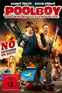 Poolboy: Drowning Out the Fury - Poster / Capa / Cartaz - Oficial 2