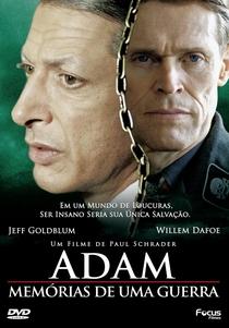 Adam: Memórias de Uma Guerra - Poster / Capa / Cartaz - Oficial 2