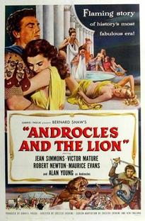 Andrócles e O Leão - Poster / Capa / Cartaz - Oficial 2