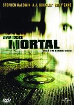 Aviso Mortal - Poster / Capa / Cartaz - Oficial 1