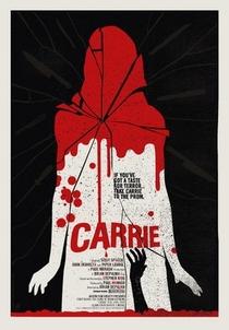 Carrie, a Estranha - Poster / Capa / Cartaz - Oficial 9
