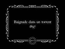 Baignade dans le torrent  - Poster / Capa / Cartaz - Oficial 1