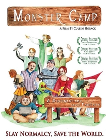 Monster Camp - Poster / Capa / Cartaz - Oficial 1