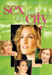 Sex and the City (6ª Temporada) - Poster / Capa / Cartaz - Oficial 2