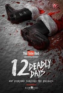 12 Deadly Days - Poster / Capa / Cartaz - Oficial 1