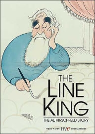 The Line King: The Al Hirschfeld Story - Poster / Capa / Cartaz - Oficial 1
