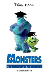 Universidade Monstros - Poster / Capa / Cartaz - Oficial 5