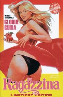 La Ragazzina - Poster / Capa / Cartaz - Oficial 1