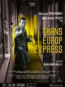 Trans-Europ-Express - Poster / Capa / Cartaz - Oficial 3