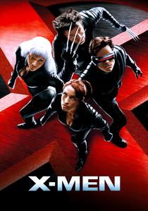 X-Men: O Filme - Poster / Capa / Cartaz - Oficial 5