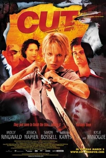 Cut - Cenas de Horror - Poster / Capa / Cartaz - Oficial 2