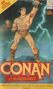 Conan, o Aventureiro - Poster / Capa / Cartaz - Oficial 5