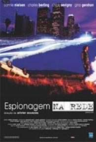 Espionagem na Rede - Poster / Capa / Cartaz - Oficial 3