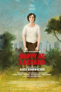 Feliz como Lázaro - Poster / Capa / Cartaz - Oficial 1