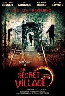 The Secret Village - Poster / Capa / Cartaz - Oficial 2