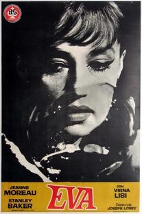 Eva - Poster / Capa / Cartaz - Oficial 2