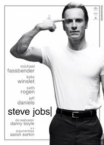 Steve Jobs - Poster / Capa / Cartaz - Oficial 4