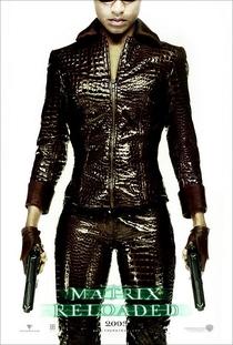 Matrix Reloaded - Poster / Capa / Cartaz - Oficial 14