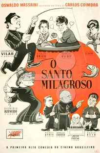O Santo Milagroso - Poster / Capa / Cartaz - Oficial 1