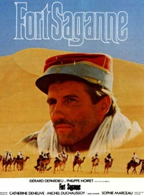 Fort Saganne – O Herói do Deserto - Poster / Capa / Cartaz - Oficial 1