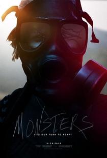 Monstros - Poster / Capa / Cartaz - Oficial 2