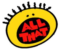 All That - Poster / Capa / Cartaz - Oficial 1