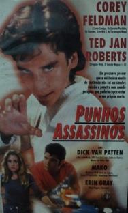 Punhos Assassinos - Poster / Capa / Cartaz - Oficial 3