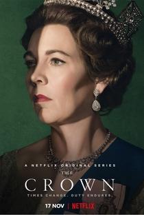 The Crown (3ª Temporada) - Poster / Capa / Cartaz - Oficial 2