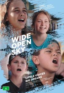 Wide Open Sky - Poster / Capa / Cartaz - Oficial 1