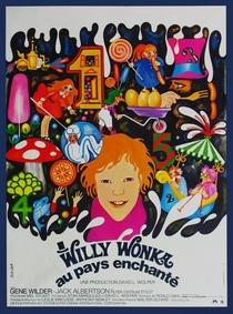 A Fantástica Fábrica de Chocolate - Poster / Capa / Cartaz - Oficial 4